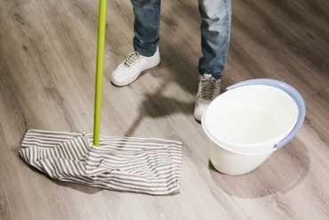 Potiranje podova